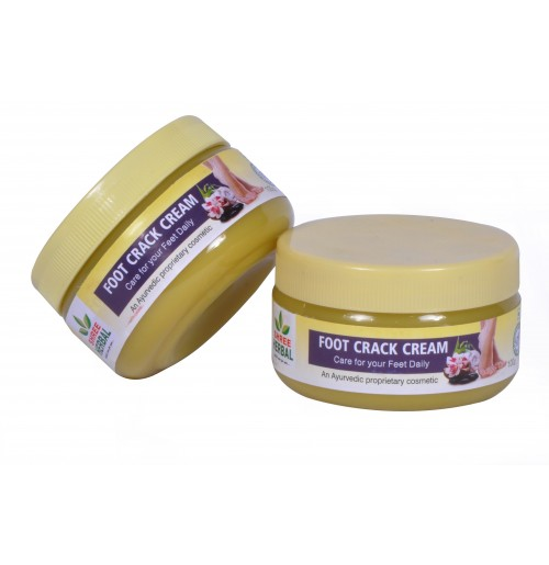 HERBAL FOOT CARE CREAM - 100 GMS