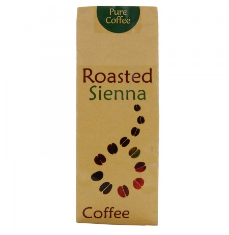 ROASTED SIENNA (PURE COFFEE) 250 GRAMS