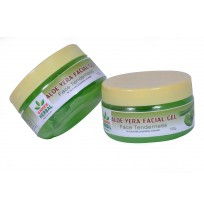 ALOVERA FACIAL GEL - 100 GMS