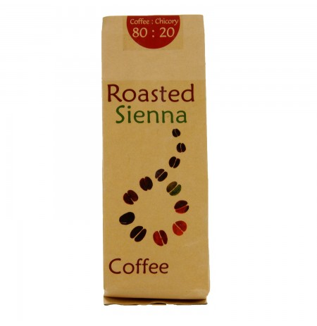 ROASTED SIENNA (BLENDED COFFEE) 250 GRAMS