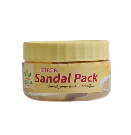 SANDAL FACE PACK - 150 GMS