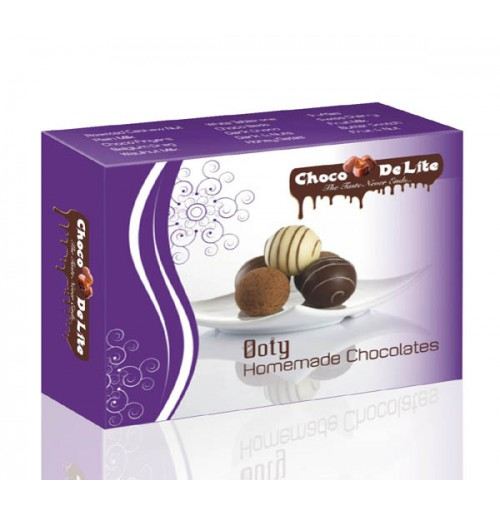 ASSORTED CHOCOLATE GIFT BOX - 250 gms