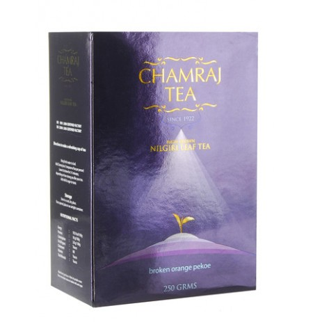 Chamraj Nilgri Leaf Tea Pack 500 gms