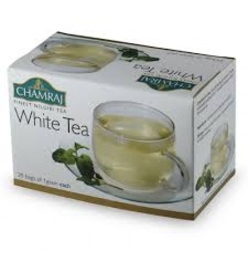 CHAMRAJ ORGANIC WHITE TEA BAG