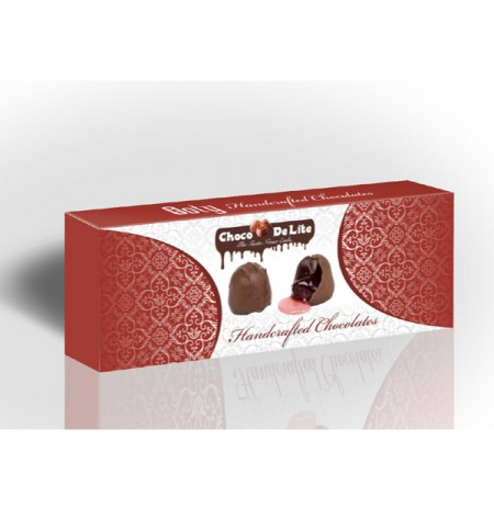 ASSORTED TRUFFLE 12 PCS GIFT BOX
